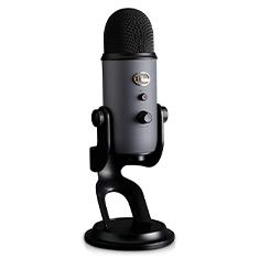 Blue Microphones Yeti USB Microphone Slate