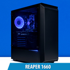 PCCG Reaper 1660 Gaming System