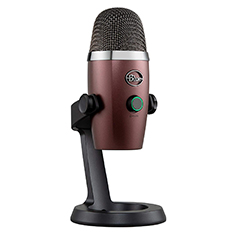 Blue Microphones Yeti Nano USB Microphone Red Onyx