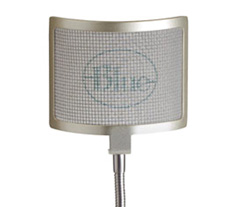 Blue Microphones The Pop Filter Silver