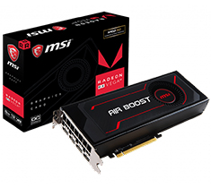 MSI Radeon RX Vega 64 Air Boost 8GB OC