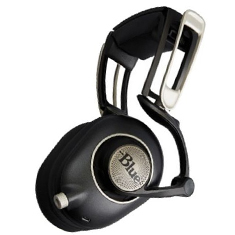 Blue Designs Sadie Headphones Black