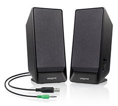 Creative SBS A50 2.0 USB powered 2.0 Desktop Speakers