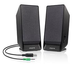 Creative SBS A50 2.0 USB powered 2.0 Desktop Speakers