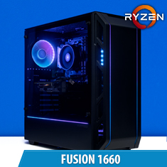 PCCG Fusion 1660 Gaming System