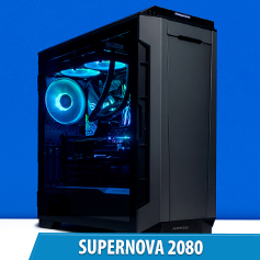 PCCG Supernova 2080 Gaming System