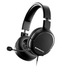 SteelSeries Arctis 1 Gaming Headset Black
