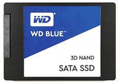 Western Digital Blue 2.5in SATA SSD 1TB