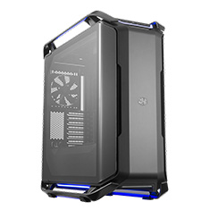 Cooler Master Cosmos C700P Curved Tempered Glass Case Black