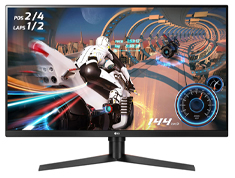 LG 32GK650F QHD 144hz FreeSync 32in Monitor