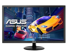 ASUS VP248H FHD 75Hz Adaptive Sync Eye-Care 24in Monitor