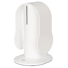 HeadsUp White Headphone Stand