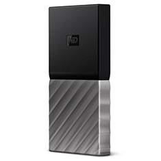 Western Digital My Passport USB 3.1 External SSD 256GB