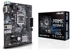 ASUS Prime H310M-K R2.0 Motherboard