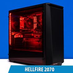 PCCG Hellfire 2070 Gaming System