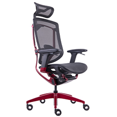 GTCHAIR GT07-35 Red Marrit Ergonomic Gaming Chair