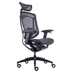 GTCHAIR GT07-35 Black Marrit Ergonomic Gaming Chair