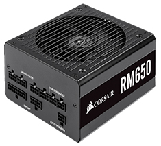 Corsair RM650 Gold 650W Power Supply