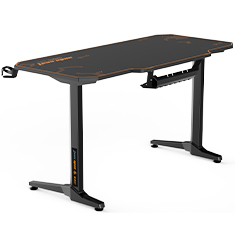 Anda Seat 1400-07 Gaming Desk Black