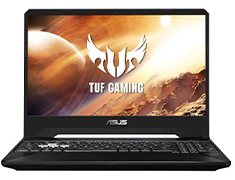 ASUS TUF AMD Ryzen 5 GeForce GTX 1050 15.6in Gaming Laptop