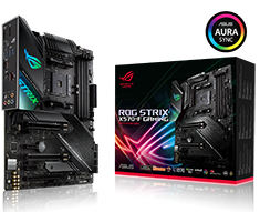 ASUS ROG Strix X570-F Gaming Motherboard