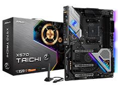 ASRock X570 Taichi Motherboard