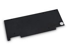 EK FC1080 GTX Ti Aorus Backplate Black