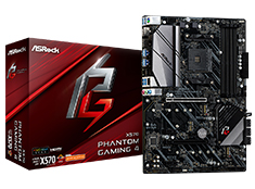 ASRock X570 Phantom Gaming 4 Motherboard