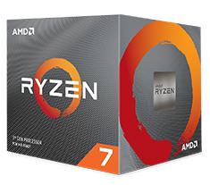 AMD Ryzen 7 3800X with Wraith Prism