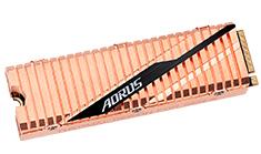 Gigabyte Aorus M.2 NVMe PCIe Gen4 SSD 2TB