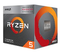 AMD Ryzen 5 3400G APU with Vega 11 Graphics