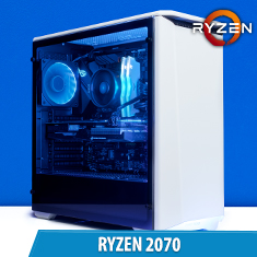 PCCG Ryzen 2070 Gaming System