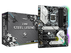 ASRock Z390 Steel Legend Motherboard