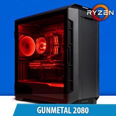 PCCG Gunmetal 2080 Gaming System