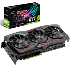 ASUS ROG Strix GeForce RTX 2070 Super Advanced 8GB