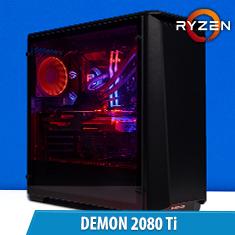 PCCG Demon 2080 Ti Gaming System