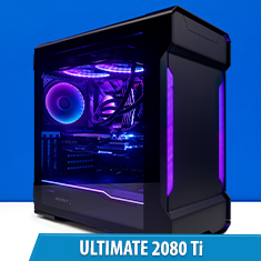 PCCG Ultimate 2080 Ti Gaming System