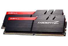 G.Skill Trident Z F4-3600C17D-16GTZ 16GB (2x8GB) DDR4