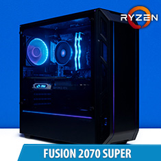 PCCG Fusion 2070 Super Gaming System 2