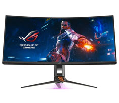 ASUS ROG PG35VQ UWQHD 200hz G-Sync QLED HDR FALD 35in Monitor