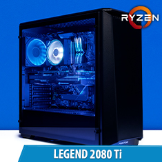PCCG Legend 2080 Ti Gaming System