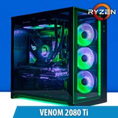 PCCG Venom 2080 Ti Gaming System