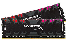 Kingston HyperX Predator RGB HX436C17PB4AK2/16 16GB (2x8GB) DDR4