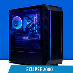 PCCG Eclipse 2080 Gaming System