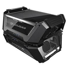 Cougar Gemini X Aluminum TG Dual System Case