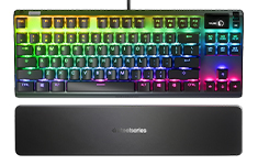 SteelSeries Apex 7 TKL Mechanical RGB Keyboard QX2 Red