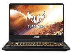 ASUS TUF AMD Ryzen 7 GeForce RTX 2060 15.6in 120Hz Gaming Laptop