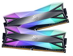 ADATA XPG Spectrix D60G RGB 3200 MHz 16GB (2x8GB) DDR4 Grey