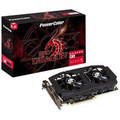 PowerColor Radeon RX 580 Red Dragon Edition 8GB