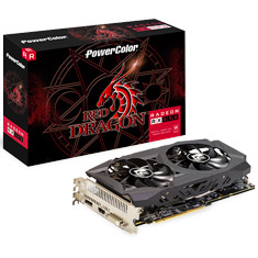 PowerColor Radeon RX 590 Red Dragon Edition 8GB
